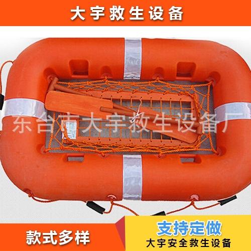 救援用救生筏